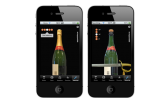 Bild för Sabrera en flaska Champagne!