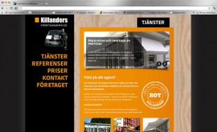 Killanders Bygg &#8211; Snickare &#038; Byggfirma i Halmstad