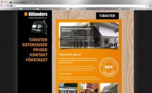 Killanders Bygg – Snickare & Byggfirma i Halmstad