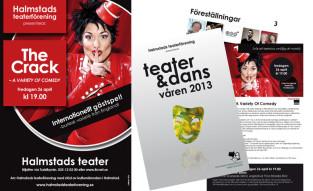 Teater våren 2013!