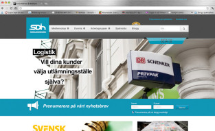 Svensk Distanshandel i framkant med responsiv webbdesign!
