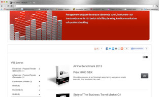 Ny webshop för Resegeometris produkter