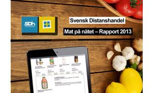 Rapport – Mat på nätet 2013 – Svensk Distanshandel