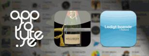 ikoner visar Champsab och Ledigt boende applikationer av Fristil Reklam & Webbbyrå